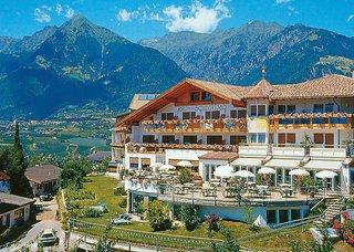 Hotel Rosengarten Schenna Bozen Italien
